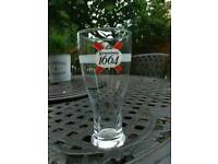 36 Kronenbourg Pint Glasses £10 the lot