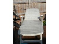 Adjustable Garden Recliner
