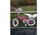 12inch mongoose girls bike