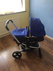 Mothercare 3in 1travel system Looking For Quick Sale Need It Gone By End Off The Week!!