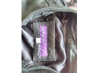 Mens leather jacket - Gallagher