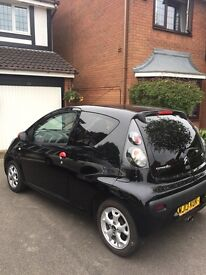 cittoen c1 connection 13plate LOW miles