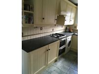 Fully Intergrated Kitchen Units and Appliences.