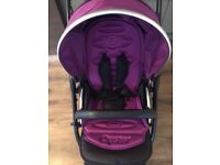 Oyster Max 2 Tandem Pushchair