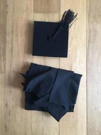 Postgraduate gown oxford