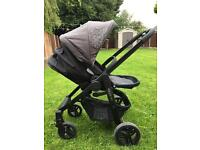 Graco 'Evo' Travel System (see pictures)