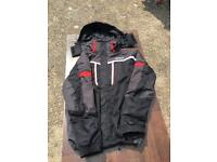 Men's Snowboarding Jacket & Trousers Size M