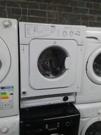 Indesit integrated washer and dryer £100