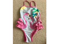 Gorgeous monsoon girls swimming costume