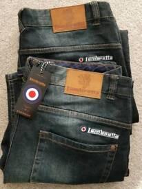 Lamberts jeans x2 pairs