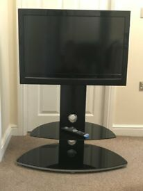 42 inch; TV & Stand