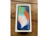 APPLE IPHONE X 64GB UNLOCKED - GREAT CONDITION - CAN DELIVER