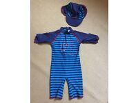 Boys swim suit 3-4 years