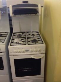 Reconditioned leisure eye level gas cooker