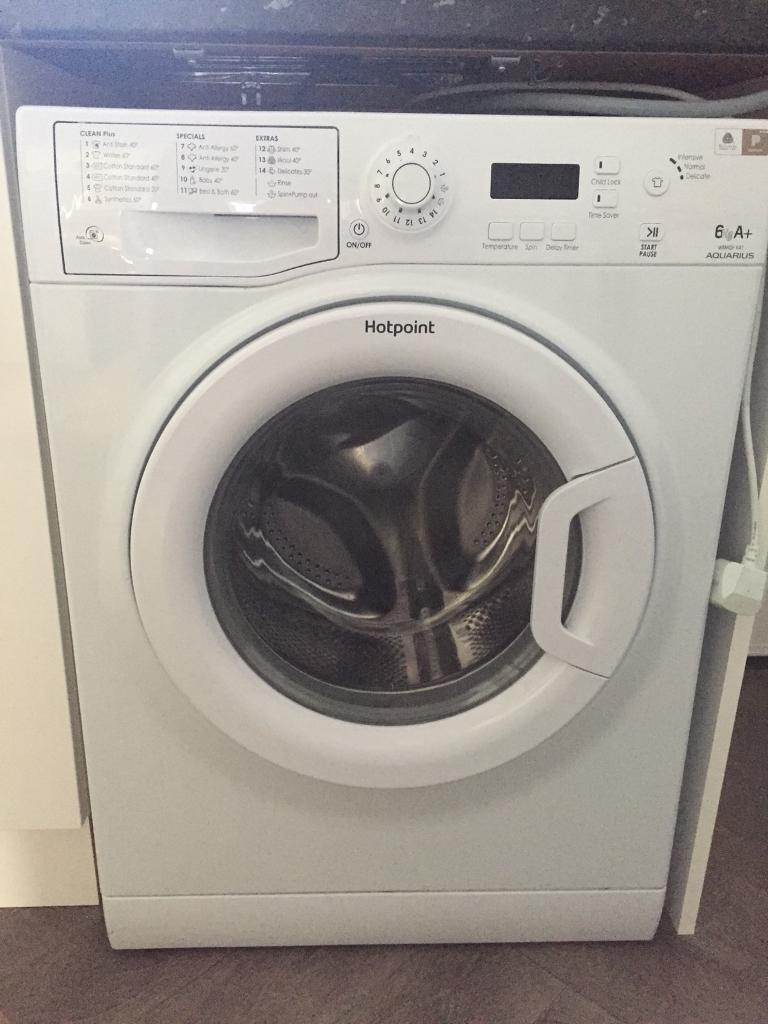 Hotpoint washing machine (broken)