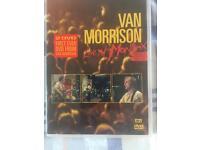 Van Morrison live at Montreux 74/80 double DVD