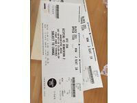 UFC 204 Manchester tickets x2