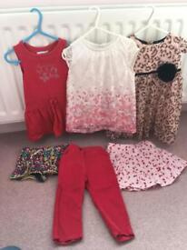 32+ items- Large girls bundle and shoes