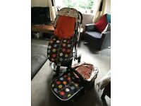 Cossatto giggle 2 travel system
