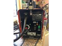 Sealey gasless mig welder kit - ready to use