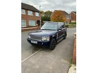 2002 Range Rover vouge 3.0 td6 144k trade sale