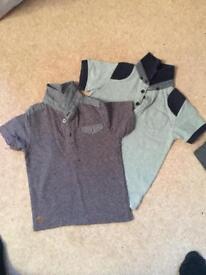 Boys T shirts. 4-5 years