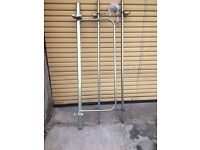 AIKO 3 roof bar set for Dispatch, Expert, Scudo (from 07)
