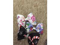 Girls hair bows bundle