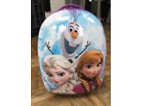 Frozen children's suitcase