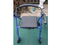 Brand new Rollator for sale