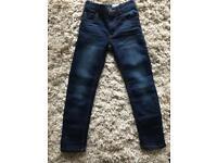 Next Boys Jeans - Age 6- New