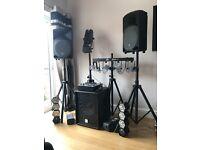 Dj full set up