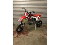 125cc welsh pit bike mint condition