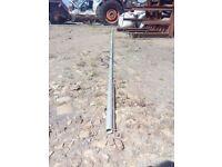 2 x Flagpoles 8 metres (26ft) long