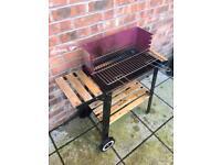 BBQ. Landmann Charcoal Wagon Barbecue