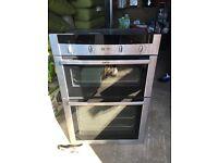 Neff double oven