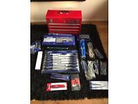 Senator Tool Box and Tools
