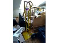 Rolson 42512 400lb hand truck capacity with 10 inch wheels