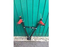 2 Bike Rack for towbar