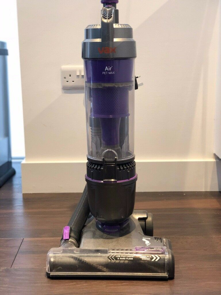 vax air stretch pet max upright vacuum cleaner