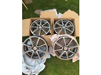 Fox Racing FX 2's 16 inch alloys for sale