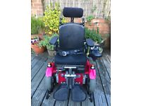 Powered/Electric Wheelchair