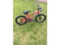 Apollo Outrage Kids Red Bike