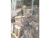 450 clay roof tiles