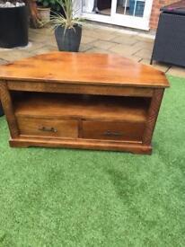 Heavy wood tv Cabinet