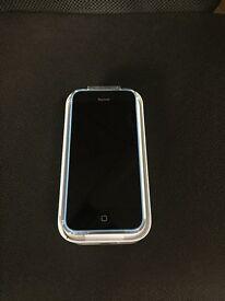 IPHONE 5c BLUE 8GB UNLOCKED GOOD CONDITION