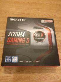 Gigabyte Z170MX-Gaming 5 Motherboard