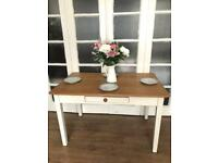 Vintage Dinning table Free Delivery Ldn 🇬🇧Desk/Shabby chic