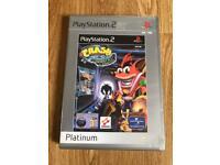PlayStation 2 crash bandicoot game. Ps2