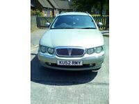 ROVER 75 TOURER SPARES OR REPAIRS